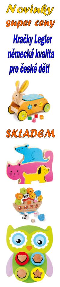 Kvalitní dřevěné hračky
