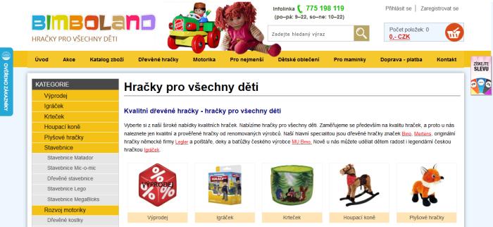 www.bimboland.cz
